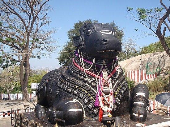 Nandi-Bull-Temple