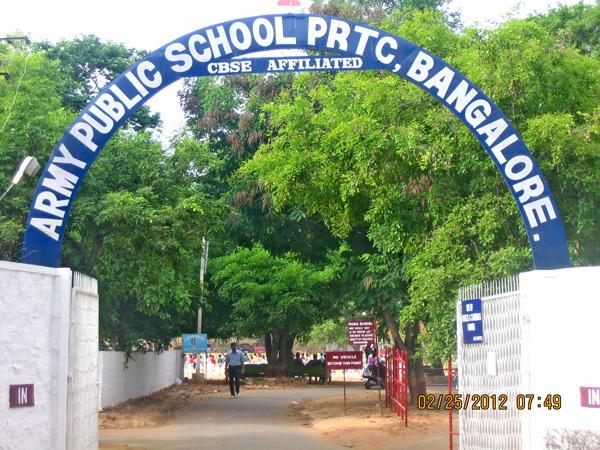 army-school