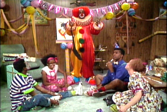 Clown in Me