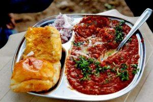 Pav Bhaji mumbai street food