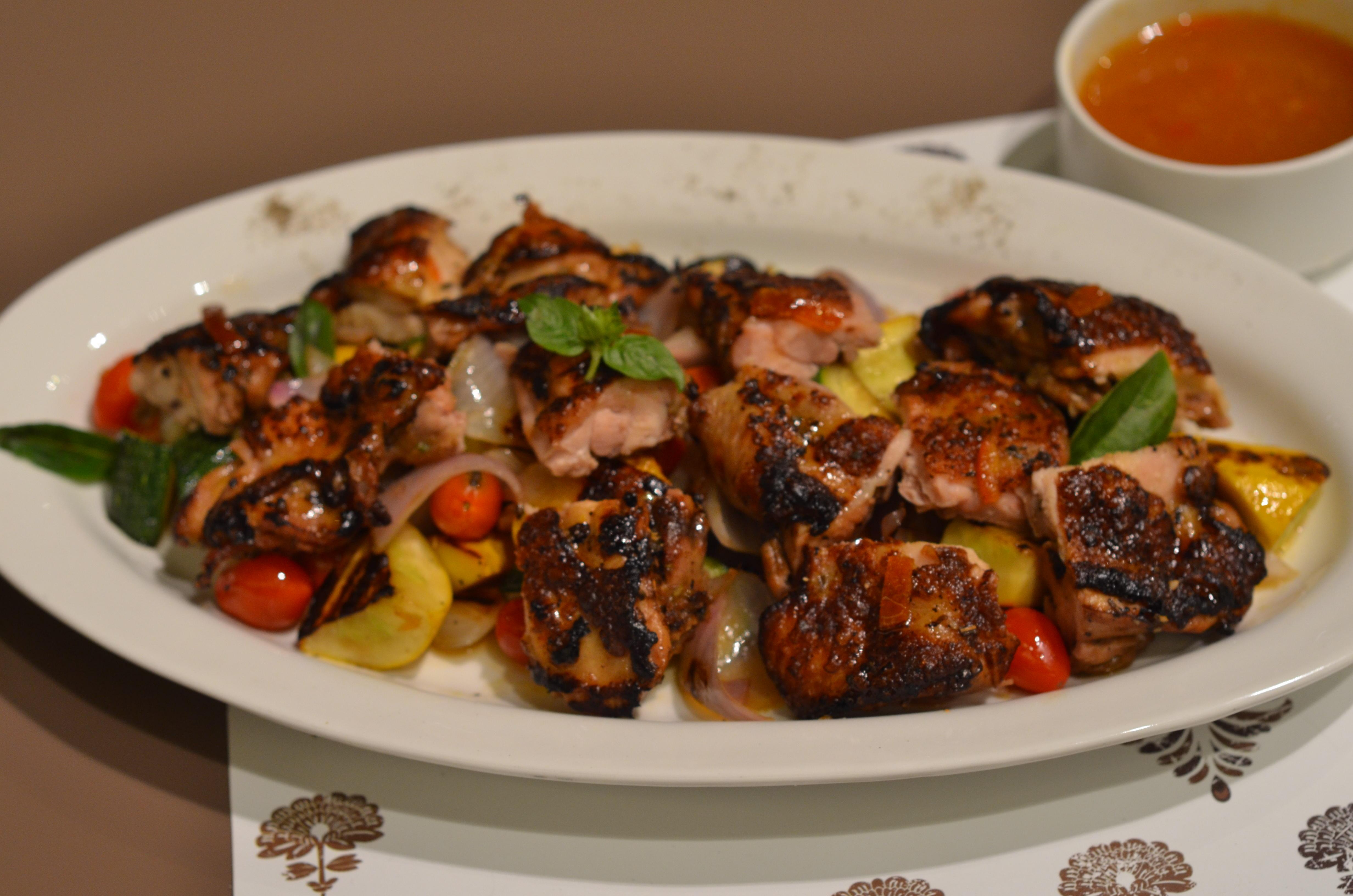 Chiken platter