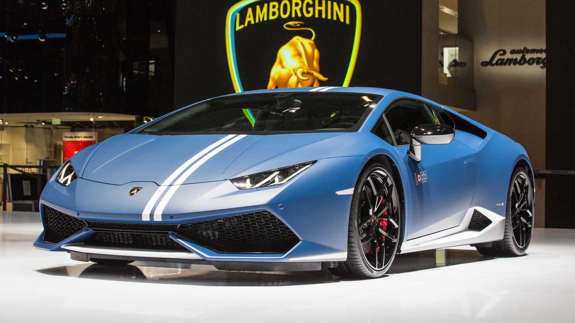 Limited Edition Lamborghini Huracan Avio Launched In India The