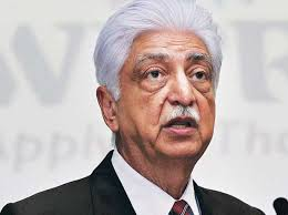 ajim premji The tech tycoon's wipro, the country's third-largest outsourcer, has picked up speed, reporting a 30 percent jump in net profits to $351 million in the last quarter premji's son rishad, who heads.