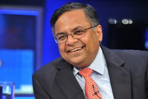 Natarajan Chandrasekaran Tata Sons Chairman