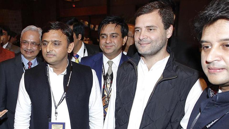 Congress, Samajwadi Party To Contest UP Lok Sabha Bypolls Separately