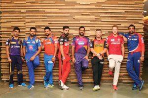 IPL 2017 captains