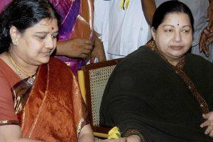 Jayalalithaa Sasikala