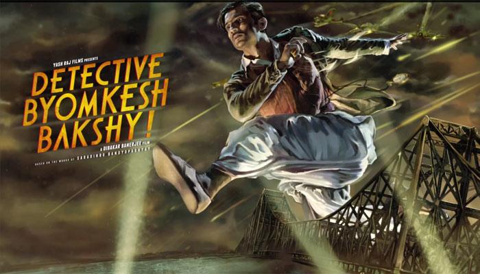 Detective byomkesh bakshy poster