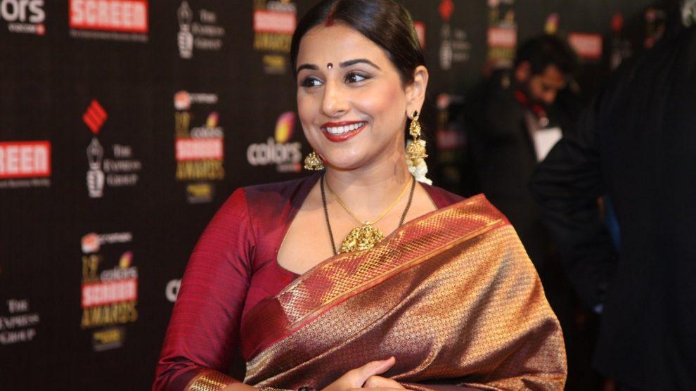 Vidya balan tribute to Sridevi