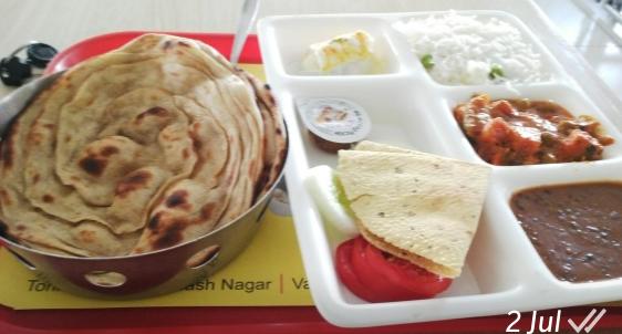 Fast Food at Kanha