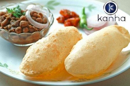 Kanha food