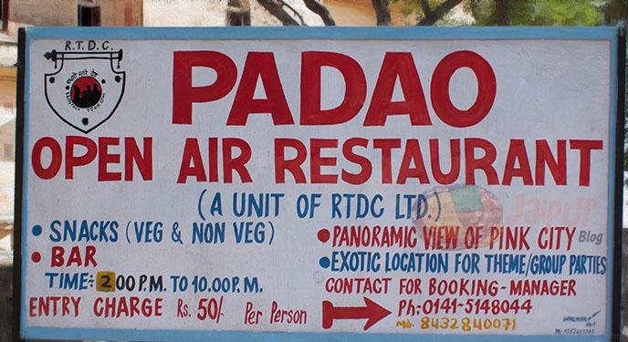 Padao restaurant