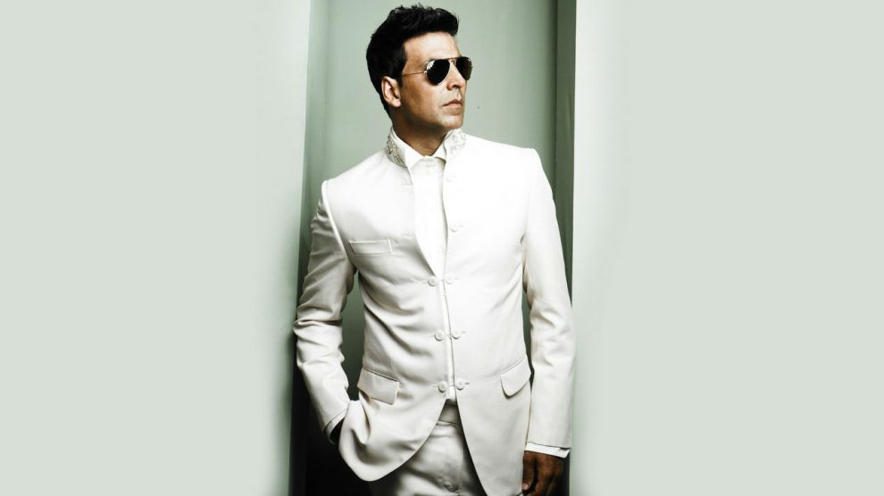 Akshay Kumar to judge a stand-up comedy show