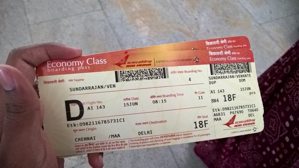 Airlines To Stop Tearing Boarding Passes At Security Check The