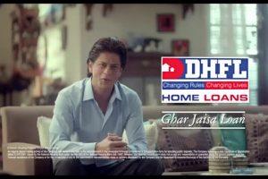 dhfl Shahrukh khan