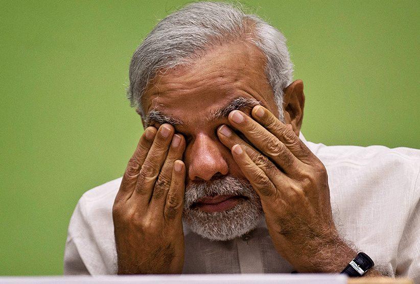 narendra modi failures