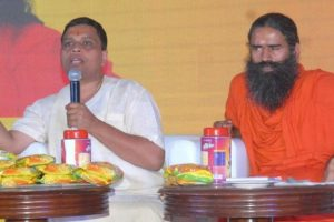 Patanjali restaurant business