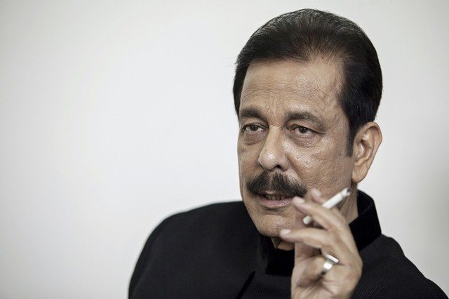subrata roy net worth