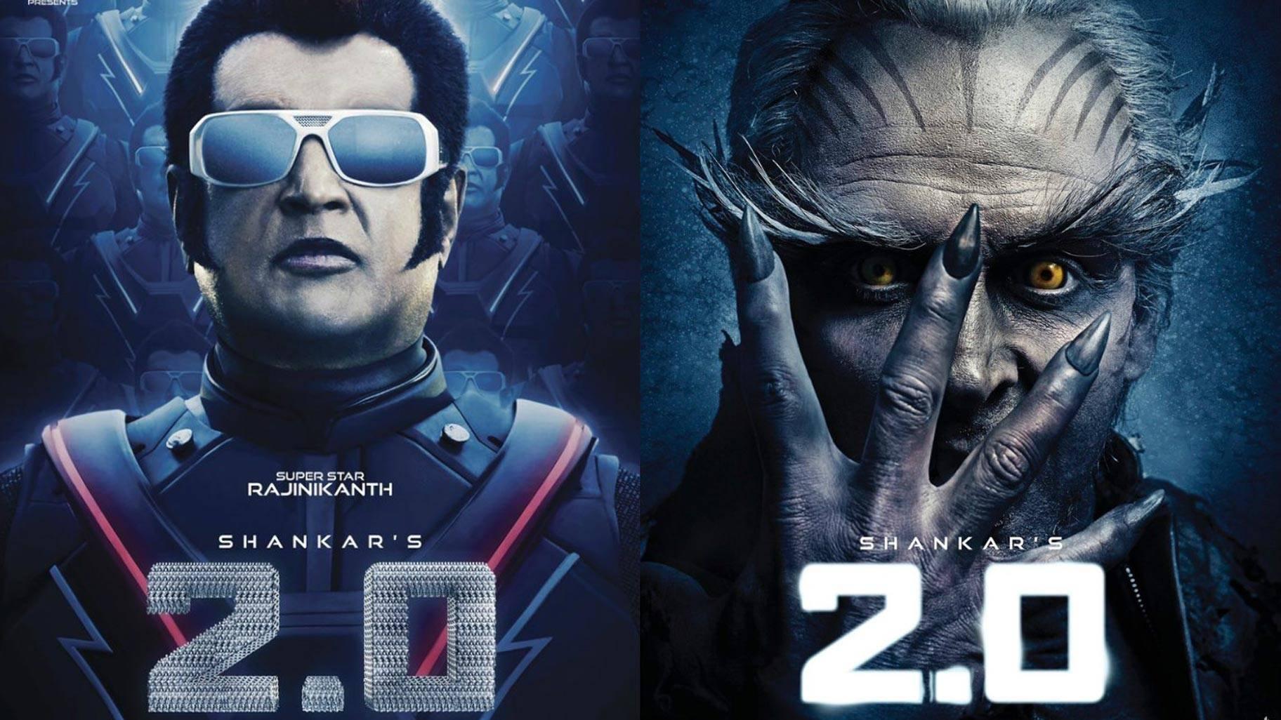 Stills from Akshay Kumar and Rajinikanth starrer 2.0 have been leaked