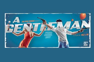 Sidharth & Jacqueline are all set to begin the action in the teaser of A Gentleman