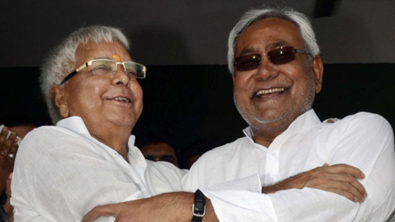 Lalu Prasad Yadav Nitish Kumar