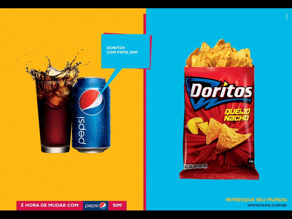 Pepsico-Doritos