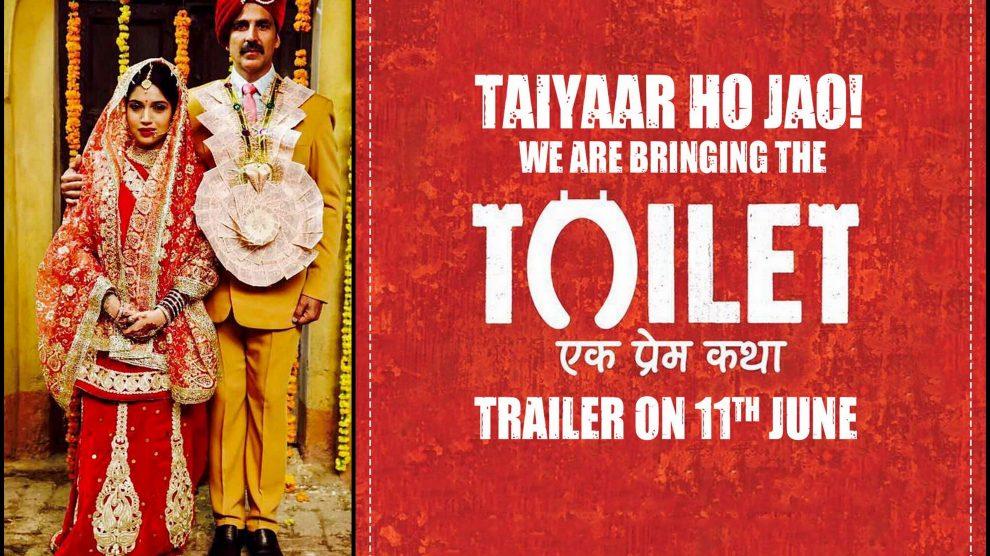'Toilet: Ek Prem Katha' Akshay kumar's next