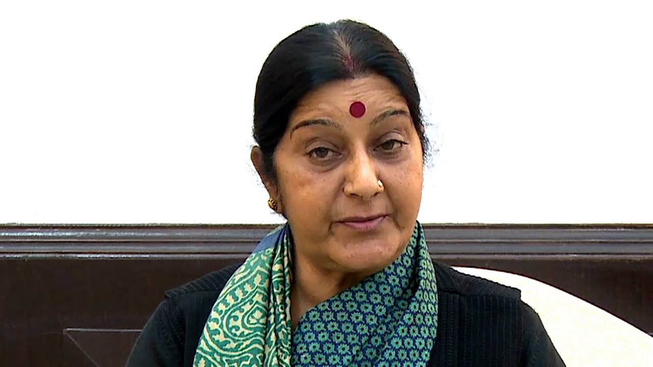 ASEAN ties without any conquest and colonisation: Sushma Swaraj