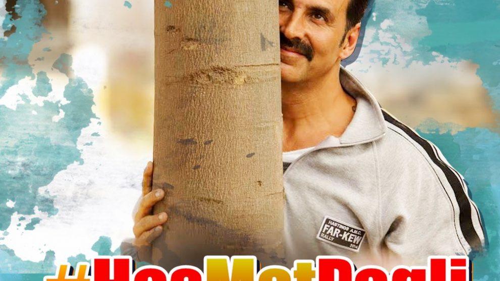 Toilet Ek Prem Katha: Akshay Kumar unveils the first look of song Has Mat Pagli,