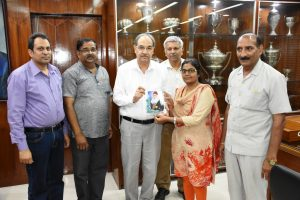 Dr Vaishali Sharma UPSC IAS