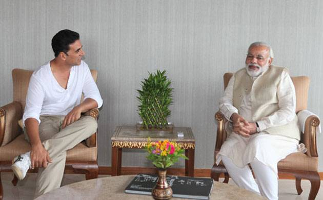 Confirmed: Akshay Kumar won't play PM Narendra Modi