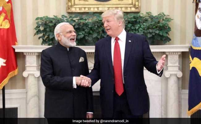 Trump says US-India relationship never better