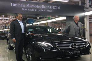 Mercedes-Benz-E200D