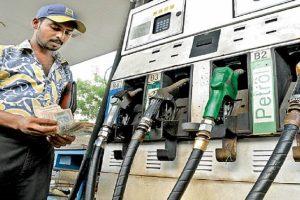 petrol station india