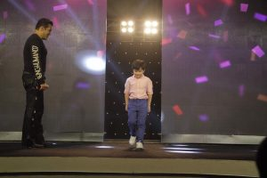 Salman Khan introduces Tubelight's powerhouse kid Matin Rey Tangu with a grand event!
