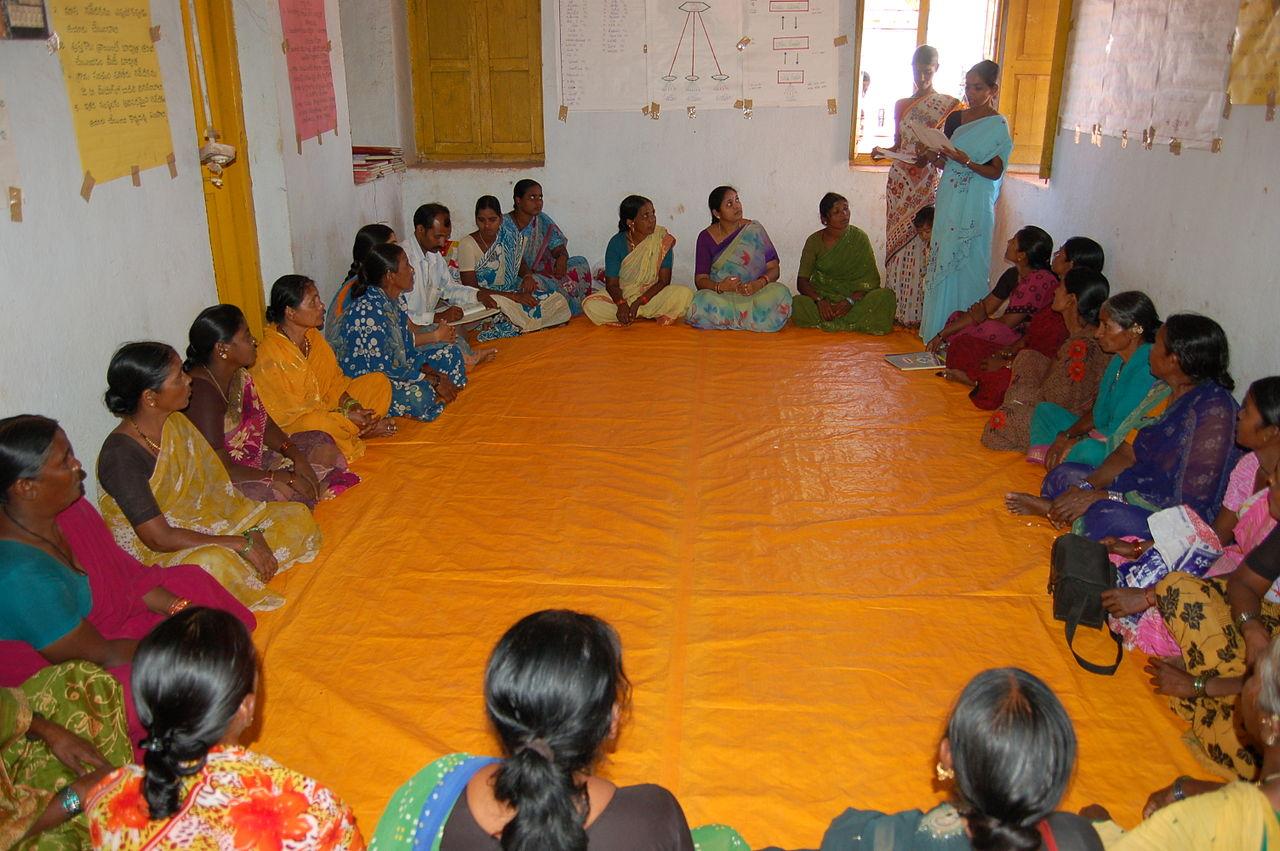 women self help groups