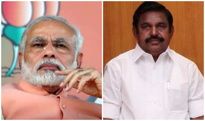 After Capturing Bihar, BJP in Talks With AIADMK Leaders