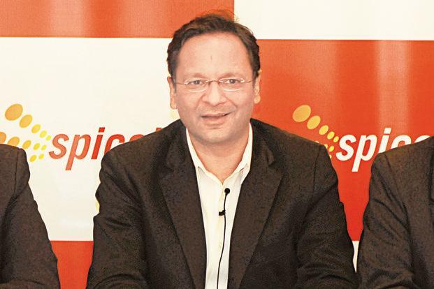 Ajay Singh-SpiceJet