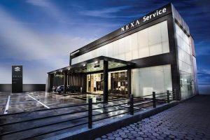 Nexa premium service center