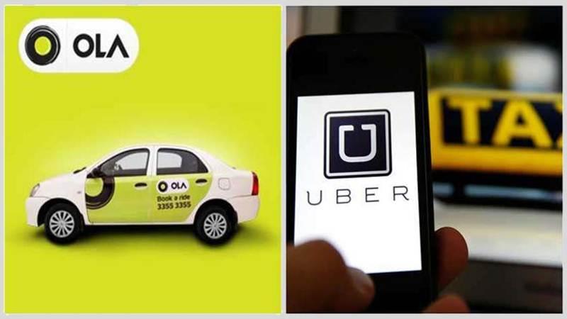 Ola-Uber