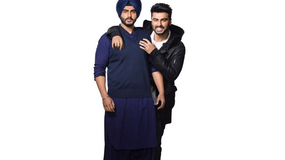 mubarakan movie review!
