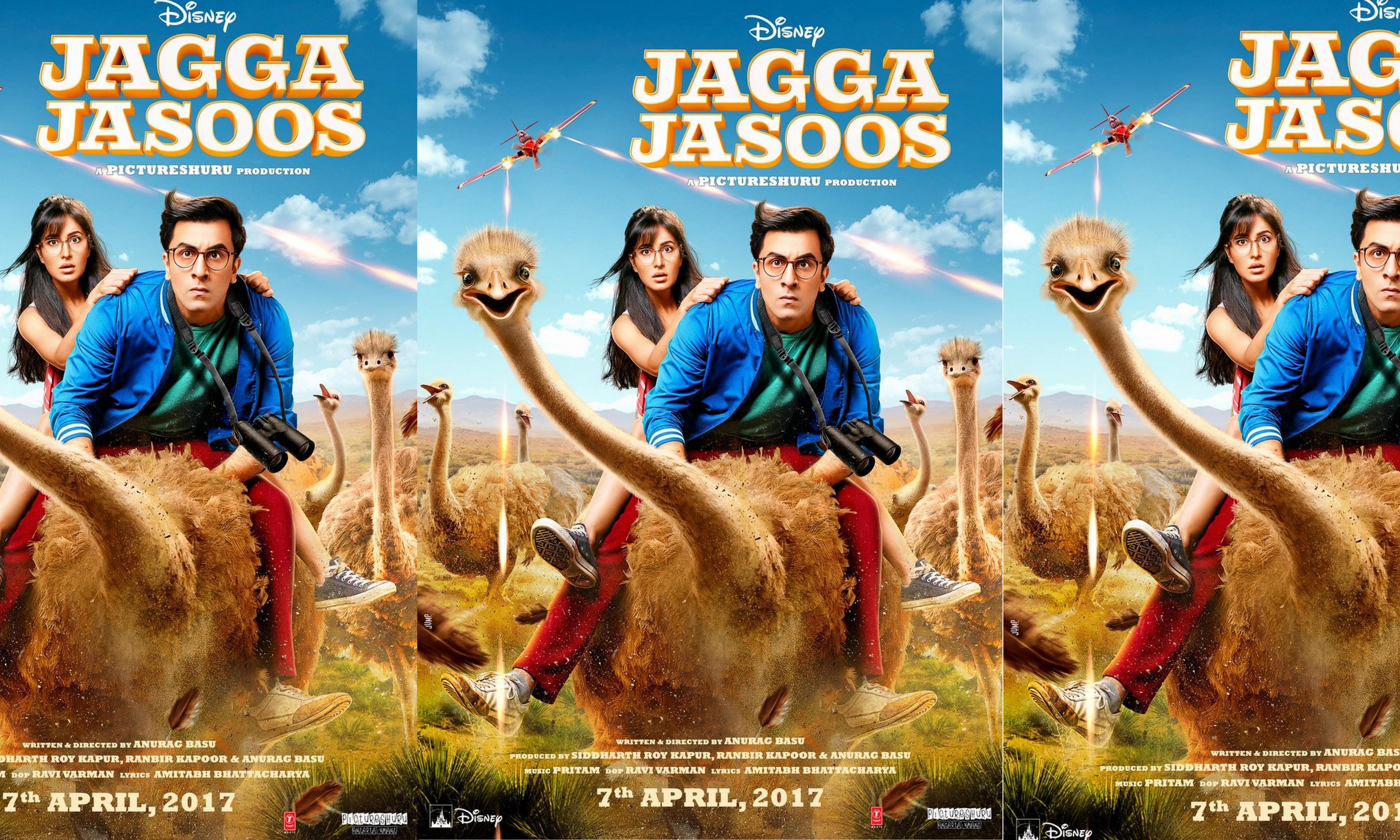 Jagga Jasoos Movie Review!