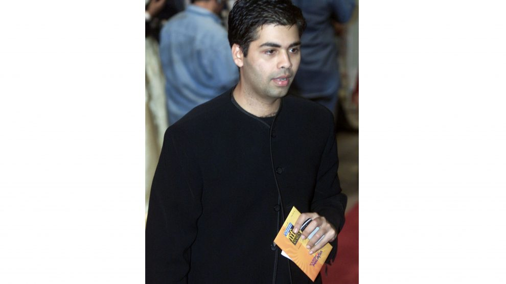 Karan Johar shares the first picture of his twins Yash and Roohi, see photo!