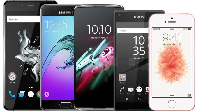 Smartphones in India