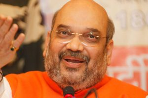 Amit Shah is happy with his post
