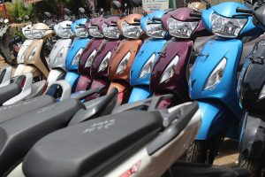 TVS Scooters
