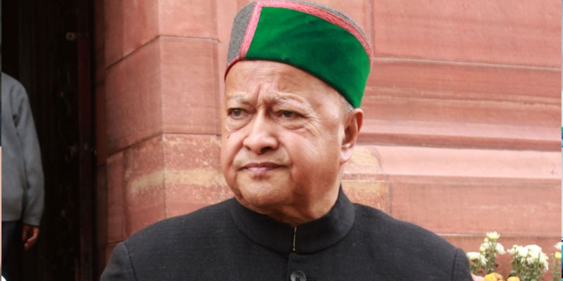 Delhi HC dismisses Virbhadra Singh's plea for quashing money laundering case