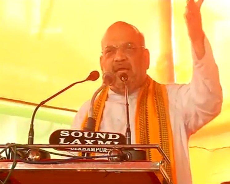 Win 2019 Odisha battle, Amit Shah tells BJP