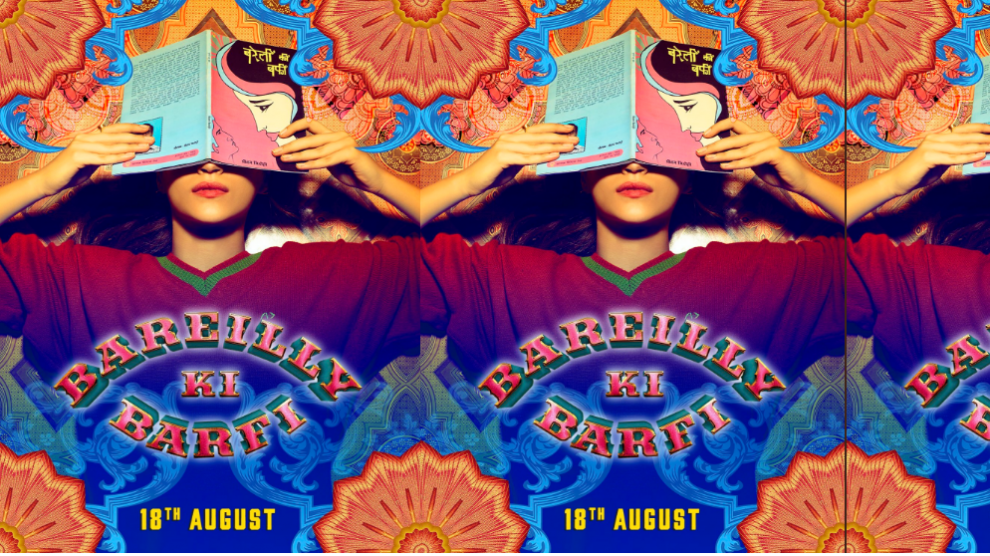 Bareilly Ki Barfi, Starring Kriti Sanon And Ayushmann Khurrana — First Poster