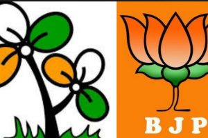TMC and BJP